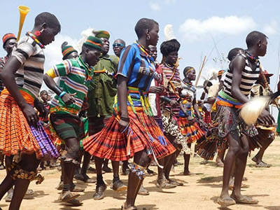 Cultural Performances in Kidepo