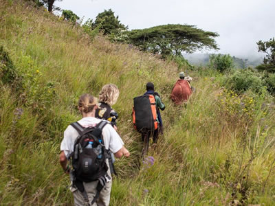 Hiking & Sightseeing in Kidepo